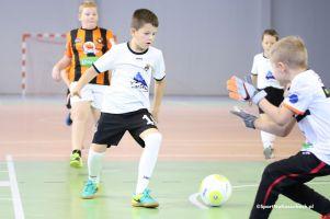 Błękitni Wejherowo zwycięzcami Jako Futsal Cup w Kiełpinie w roczniku 2007. Na podium też Ex Siedlce i Dragon