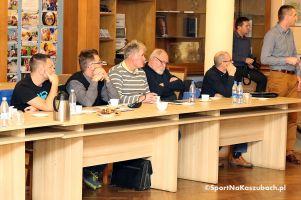 Wraca temat utworzenia jednego wielosekcyjnego klubu w gminie Kartuzy. Burmistrz: to moje marzenie