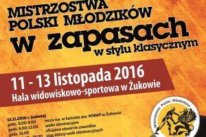 Mistrzostwa Polski Młodzików w Zapasach od 11 listopada w Żukowie. Kibicuj, zrób zdjęcie z Andrzejem Wrońskim, zdobądź upominki