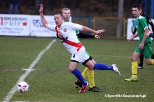 Amator Kiełpino - Gedania II Gdańsk 2:2 (0:2). Amator przełamał niemoc i zdobył punkt z liderem
