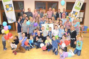Akademia Biegowa Kiełpino świętowała pierwszy rok działalności. Kilkudziesięciu biegaczy, sukcesy i plany rozwoju