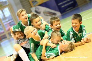 Kiełpino Cup 2016/2017. Zawodnicy U2 Bytów z rocznika 2008 zdominowali inaugurację cyklu turniejów halowych