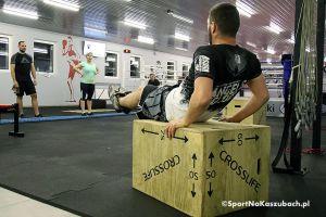 Zrzucić 15 kilogramów w dwa miesiące? Tak. Ćwiczenia crossowe w Kaszubskim Centrum Sportów Walki pomagają dbać o sylwetkę, siłę i wytrzymałość