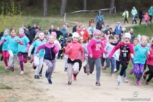 Rekord frekwencji w biegu głównym Żukowskich Biegów Przełajowych