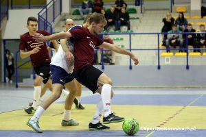 II kolejka Żukowskiej Ligi Futsalu. Od rana do późnego wieczora trwają mecze w żukowskiej hali