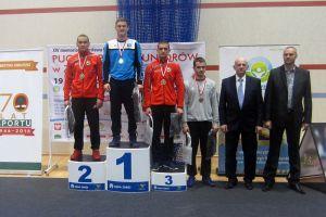 Krzysztof Niklas wygrał Puchar Polski Juniorów w Zapasach w Stylu Klasycznym w Wałbrzychu