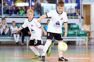 Kartuzy Futsal Cup 2016. Dwudniowy turniej w Kiełpinie, na nim Peszko, Korpoliński, Zagłębie, Lechia, Arka...