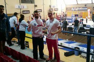 Mikołaj Krause przegrał w ćwierćfinale Mistrzostw Europy w Kick - Boxingu 2016 w Grecji