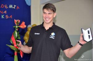 Piotr Chrapkowski i polscy szczypiorniści zaczynają turniej kwalifikacyjny do IO.