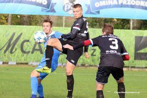 GKS Przodkowo - Pogoń Lębork 1:1 (0:0). Tylko jeden punkt faworytów na koniec rundy jesiennej