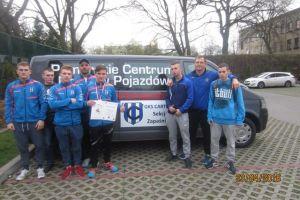 Sebastian Bir brązowym medalistą Mistrzostw Polski Juniorów w Zapasach w Pabianicach. Pozostali kartuzianie bez medali