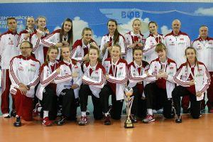 Polska zajęła II miejsce w mistrzostwach EEVZA. Do sukcesu przyczyniła się Paulina Reiter z Wieżycy Stężyca