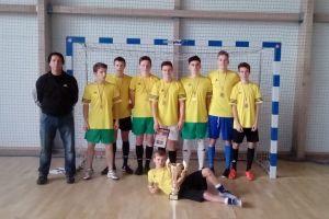 Ruszyła Gimnazjalna Liga Piłki Nożnej Halowej. W czwartek pierwsze turnieje w Kartuzach i Chmielnie