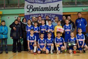 Juniorzy Raduni Stężyca wygrali halowe turnieje w Starogardzie Gdańskim i Zblewie