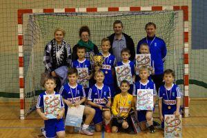 Radunia Stężyca zwyciężyła w I Ogólnopolskim Turnieju Piłki Nożnej Dzieci Bursztyn Cup 2016 w Jezierzycach