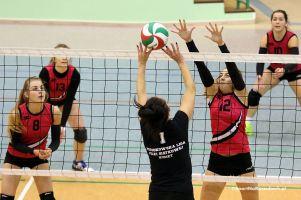Przodkowska Liga Piłki Siatkowej Kobiet. W piątek ostatnia kolejka w tym roku, derby Cordia - Kampari i inne mecze siódmej kolejki