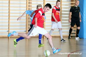 Somonino Cup. Zespół Interplastic najlepszy w Turnieju Seniorów Piłki Nożnej Halowej w Somoninie