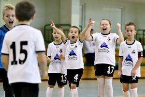 Jako Futsal Cup 2016/2017. BKS Bydgoszcz, Football Academy i FC Kartuzy medalistami turnieju rocznika 2009 w Kartuzach