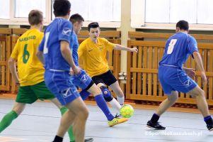Syldar wygrał z Elusem, New Look został liderem I ligi, czyli 3. kolejka Kartuskiej Halowej Ligi Piłki Nożnej