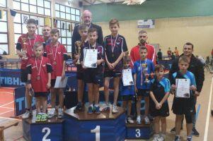 Wojewódzkie zmagania szkół w tenisie stołowym zakończone. Bracia Michna z SP nr 2 trzecią drużyną Pomorza, Kiełpino piąte wśród gimnazjalistek
