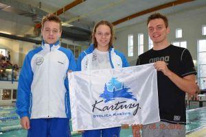 Sześć medali Jakuba Skierki podczas mistrzostw Pomorza. W czwartek rozpoczyna Zimowe Mistrzostwa Polski w Pływaniu w Olsztynie