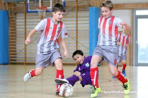 Somonino Cup. GKS Morena Gdańsk zwycięzcą turnieju rocznika 2005, medale też dla Gowidlina i Ustki