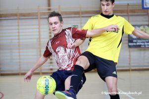 Stężyca wygrała Ligę Gimnazjalną Piłki Nożnej Halowej Powiatu Kartuskiego. W finale pokonała Żukowo