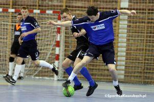 Żukowska Liga Futsalu. Pierwsza porażka Elas - Polu i zmiana lidera w superlidze po ostatniej kolejce 2016 roku