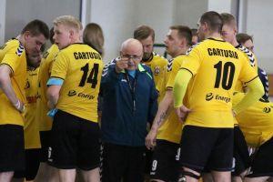 Jarosław Frankowski, trener seniorów Cartusii Kartuzy: zawodnicy chcą grać, rozmowy ze sponsorami trwają