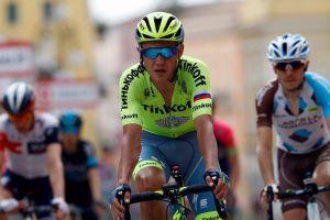 Paweł Poljański: zwycięzcą całego wielkiego touru nie zostanę, ale jestem w stanie wygrać jeden z etapów i wiem, że kiedyś to zrobię