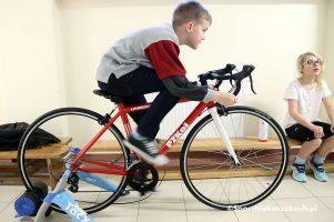 Najmłodsi uczą się kolarstwa z Cartusią. Chętni mogą dołączyć