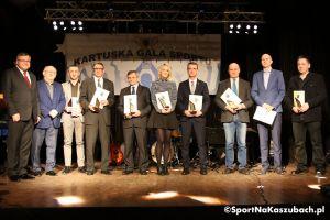 Kartuska Gala Sportu 2016. Nagrody i wyróżnienia dla sportowców, trenerów i działaczy z gminy