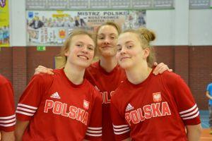 Aleksandra Ustowska zagrała w reprezentacji Polski w Turnieju Nadziei Olimpijskich w Żyrardowie