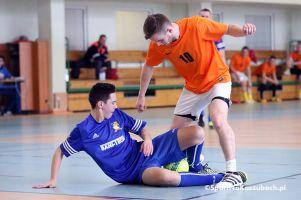 Prawie 70 bramek w 7. kolejce Kartuskiej Halowej Ligi Piłki Nożnej, w tym 22 w meczu Elwoz - Elus