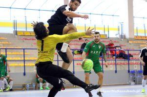 Żukowska Liga Futsalu. Levicare wygrał dwa mecze na szczycie superligi i uciekł rywalom
