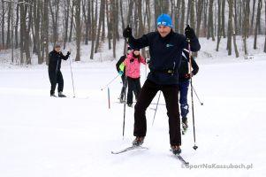 Narciarskie trasy biegowe w Kartuzach, czyli Cartusia Ski Arena Nordic zapraszają. Warunki są świetne, korzystać można bezpłatnie