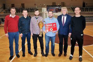 Budmax Przodkowo wygrał wojewódzki turniej Halowego Pucharu Polski 2017. Teraz zagra z Team Lębork