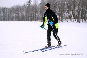 W sobotę zawody w narciarstwe biegowym w Kartuzach