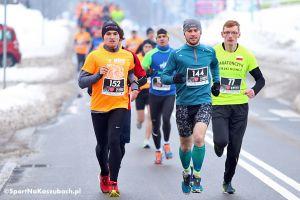 Ponad 140 zawodników na starcie biegu