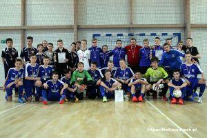 Piłkarze z Kaliningradu wygrali turniej Somonino Cup rocznika 2002. Na podium też FC Gowidlino i Szargan Somonino