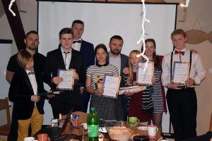 Malwina Walter z nagrodą Żeglarza Roku Gminy Stężyca, Aleksandra Norkowska i Jakub Klasa najlepszymi debiutantami