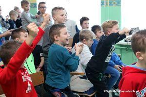 Turniej FIF-y w Przodkowie. Rywalizowało 53 graczy, wszystkich pokonał najmłodszy Martin Paczoska