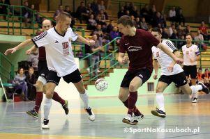 Budmax Przodkowo - Team Lębork 4:1 (0:1). Gospodarze ograli pierwszoligowca i awansowali do 1/16 HPP