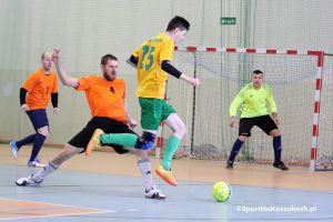 Dziewiąta kolejka Kartuskiej Halowej Ligi Piłki Nożnej. Dziś ważne mecze w rywalizacji o miejsca na podiach