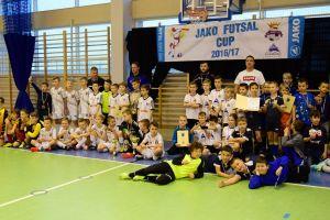 Jako Futsal Cup rocznika 2007. Dominacja piłkarzy z Bydgoszczy i trzy zespoły z Kartuz w kolejnym turnieju w Kiełpinie