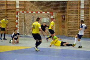 Żukowska Liga Futsalu. Levicare.pl przegrał z Budmaksem, remis w meczu na szczycie I ligi