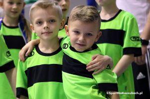Żukowska Liga Futsalu Junior na finiszu. Zespoły rozegrały już trzecie turnieje, 28 stycznia odbędą się finały
