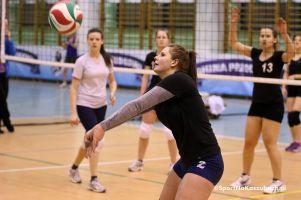 Przodkowska Liga Piłki Siatkowej Kobiet. Trzy punkty InterMarine i BAT-u, zacięte mecze w II lidze