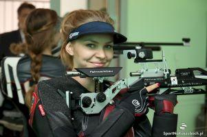 Diana Malotka - Trzebiatowska reprezentowała Polskę w międzynarodowych zawodach IWK w Monachium
