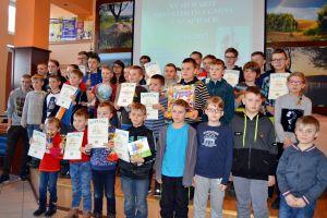 Otwarte Mistrzostwa Gminy Somonino w Szachach po raz 15. Zagrało prawie 50 zawodników z różnych stron regionu